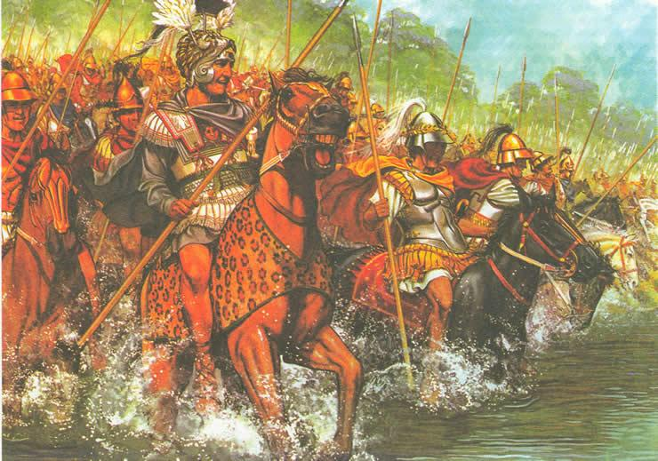 История Македонии. Исторические источники