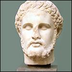 Завоевательная политика Филиппа 2 в Греции. Портрет Филиппа 2