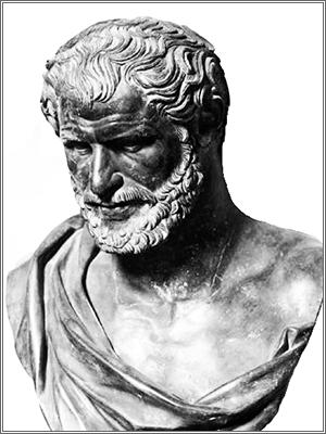 Гериклит философ. Основные положения его философии.