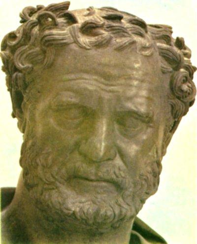 Философ Демокрит. Основные положения его учения.