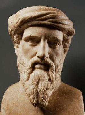 философ Пифагор. История жизни философа.