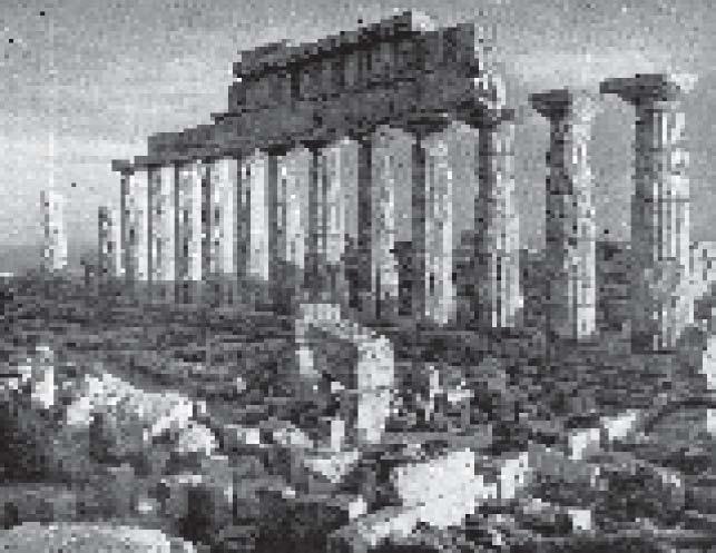 Архитектура Древней Греции. Дорийский архитектурный стиль.