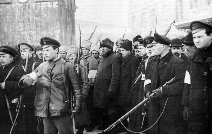 Двоевластие в России в 1917 г.