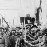 Политические партии в России после Февральской Революции.
