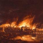 Последствия Великий Лондонский пожар. Последствия пожара.