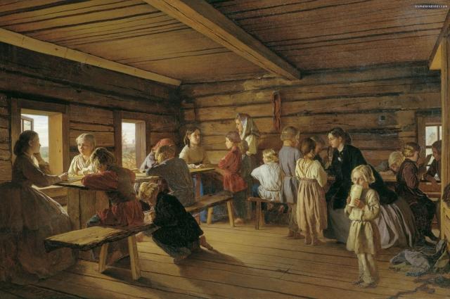 Школы древней Руси