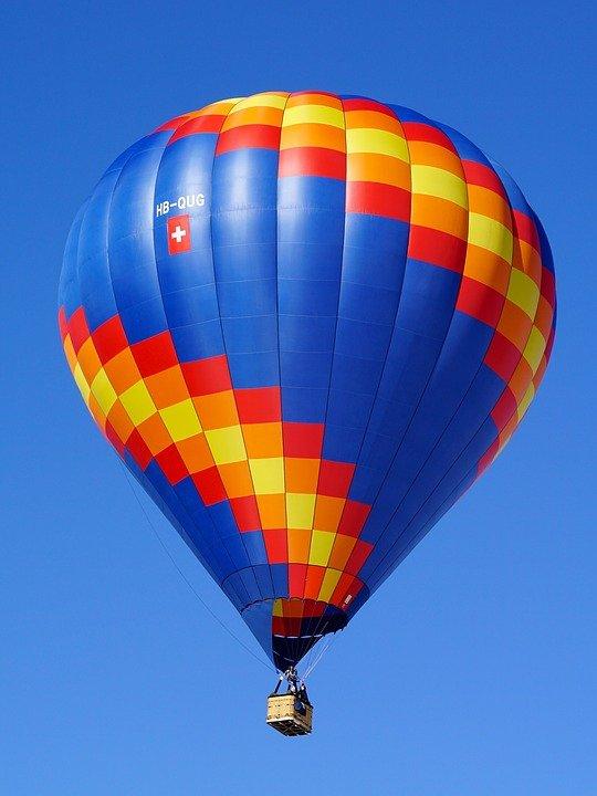 История воздушного шара. Современный воздушный шар.