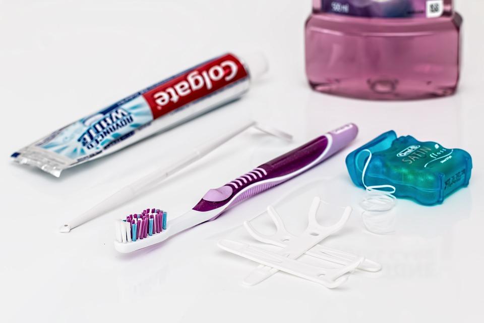 Современная зубная паста