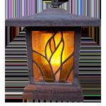 История электрической лампы
