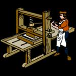 Изобретения и открытия И. Гутенберга