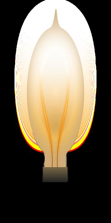 Изобретение лампы . Томас Эдисон.